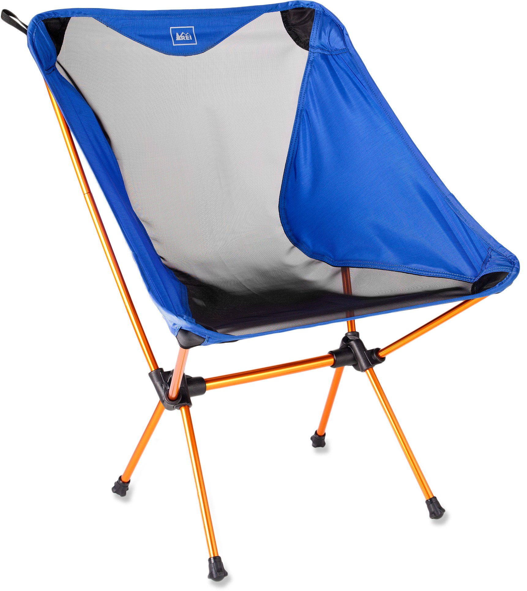 Lightweight Camping Chair Pedalling Along